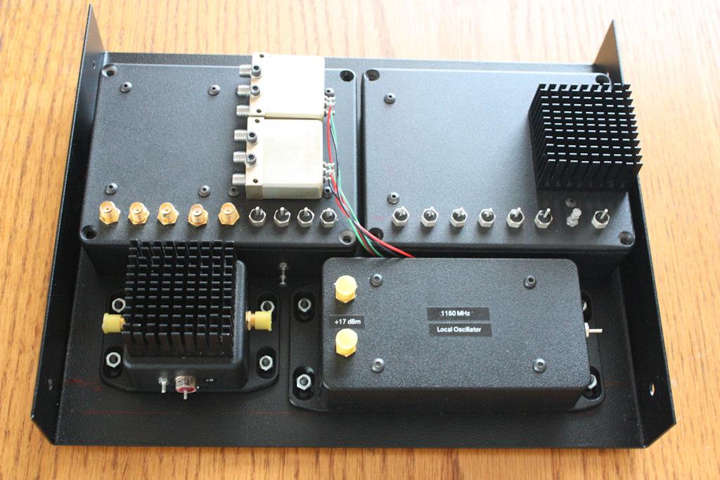 1296 MHz